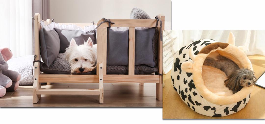 北歐風寵物床
