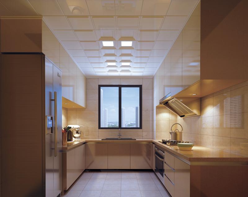 施丹吊頂--廚房吊頂